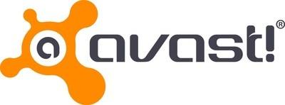 Avast logo.