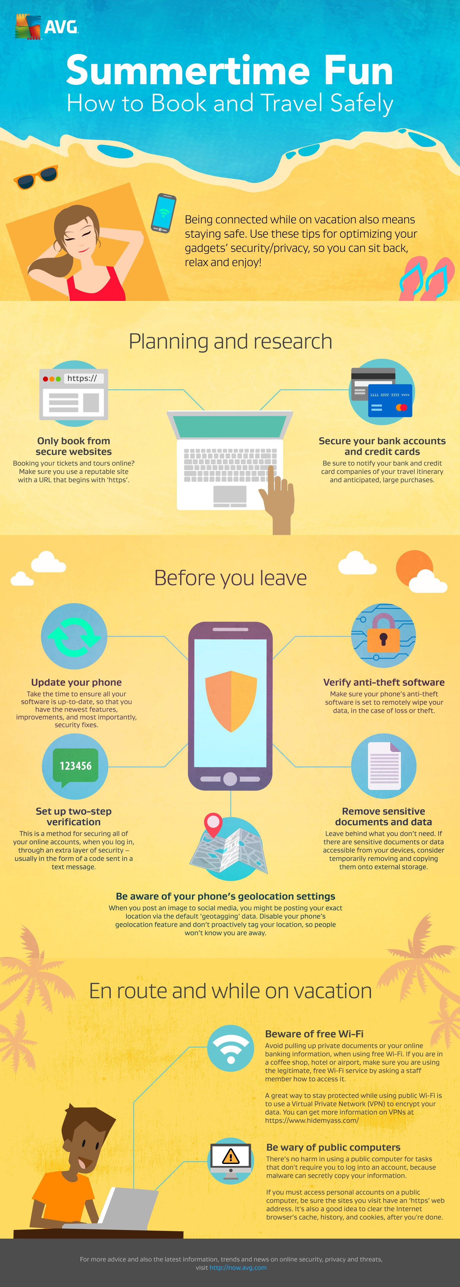 10 Tips to stay safe online